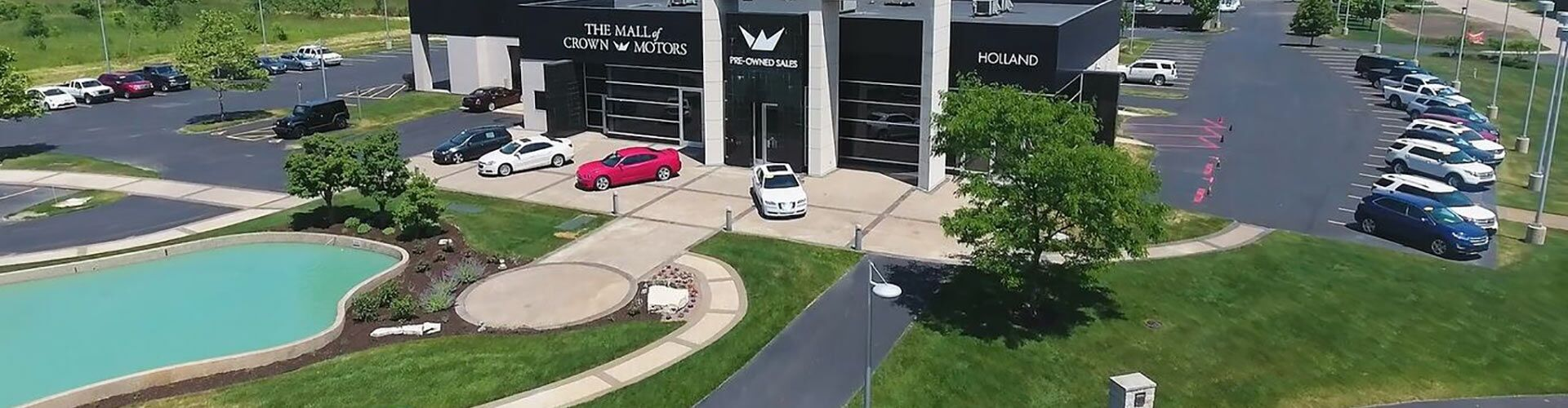 Used vehicle dealership holland mi used cars mall of for Crown motors jeep holland