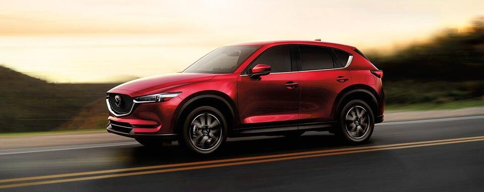 New Mazda at Crown Mazda