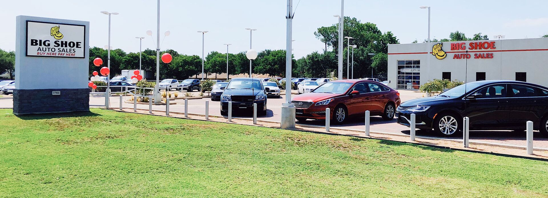 Big Lot Cars >> Used Dealership Irving Tx Used Cars Big Shoe Auto Sales