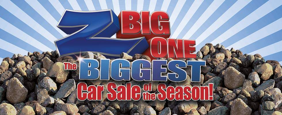 Z Big One Sale