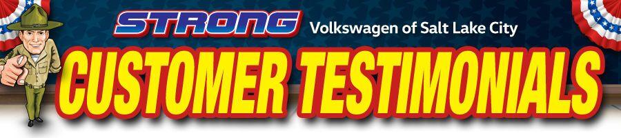 Strong VW - Video Testimonials