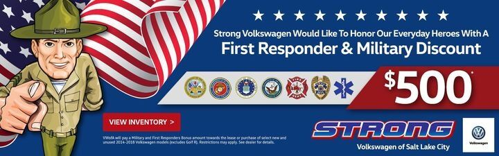 Military and First Responders