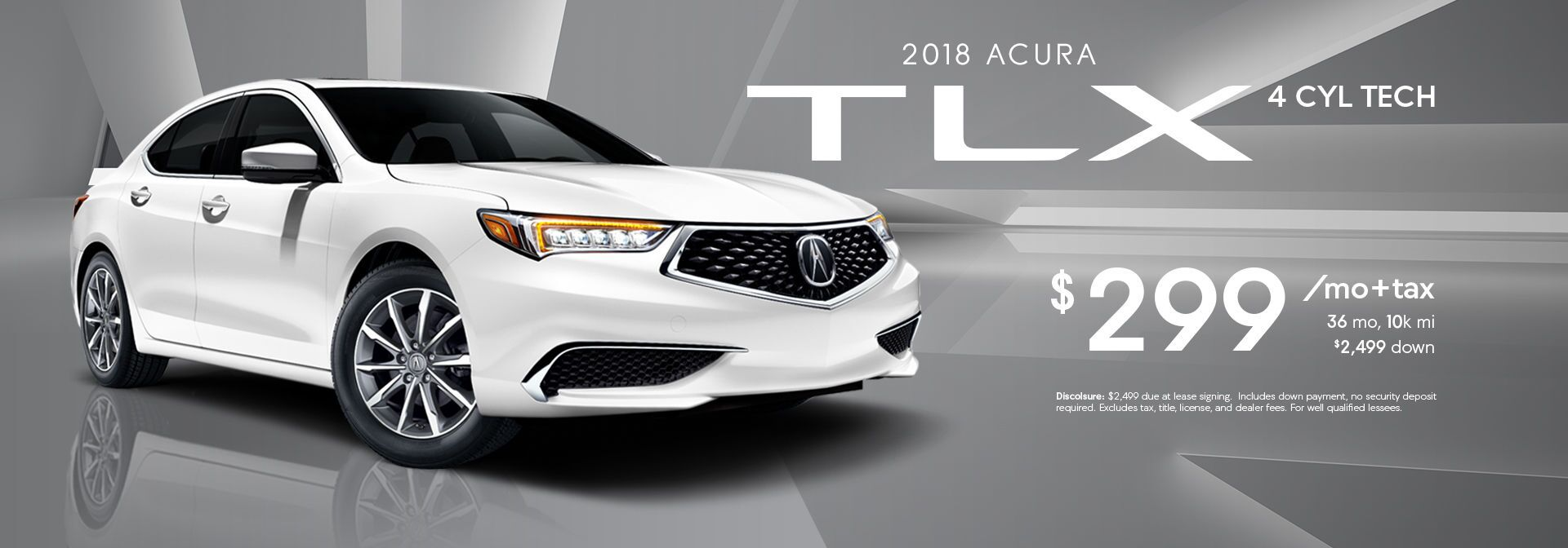 TLX LEASE SPECIAL