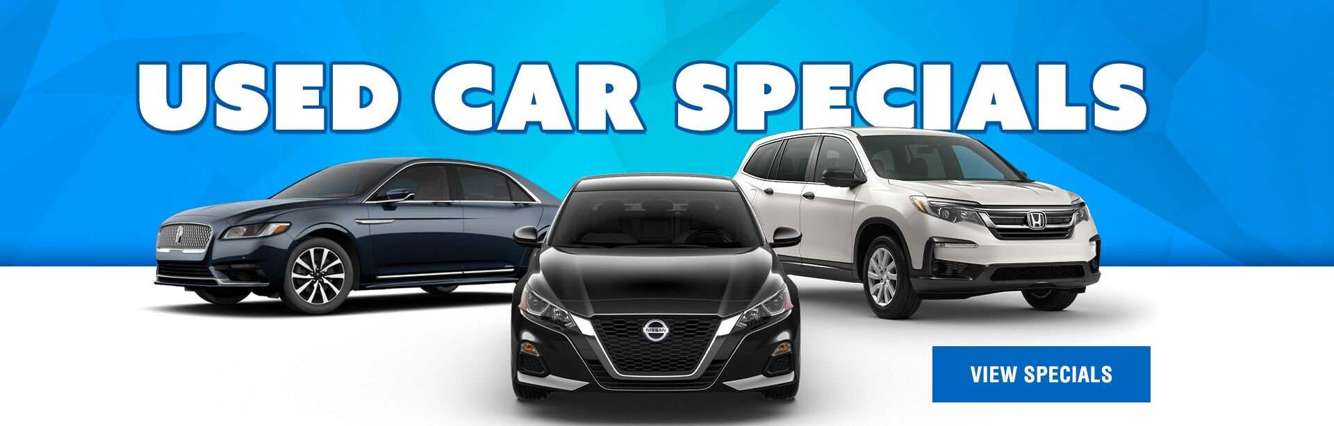 Used Car Specials