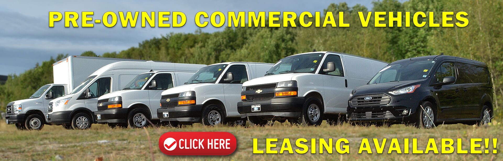 Pre-Owned Commercial