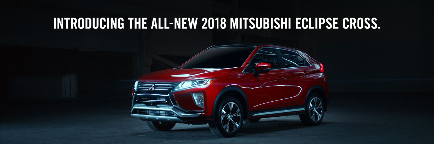 eclipse cross 2018