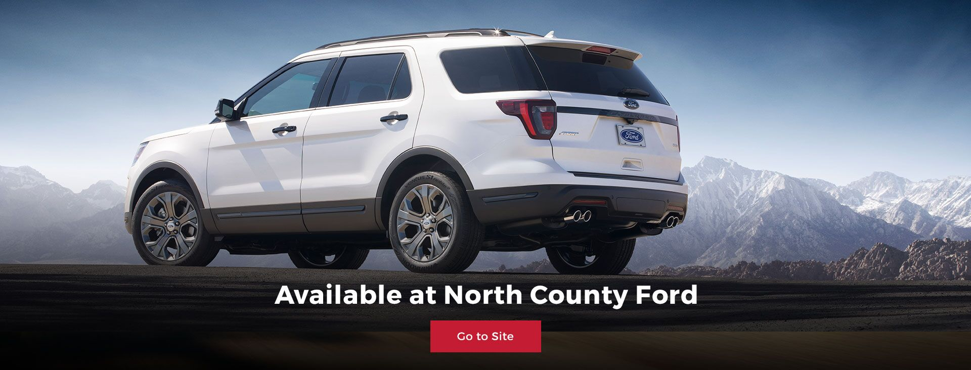 NORTH COUNTY FORD in Vista, CA