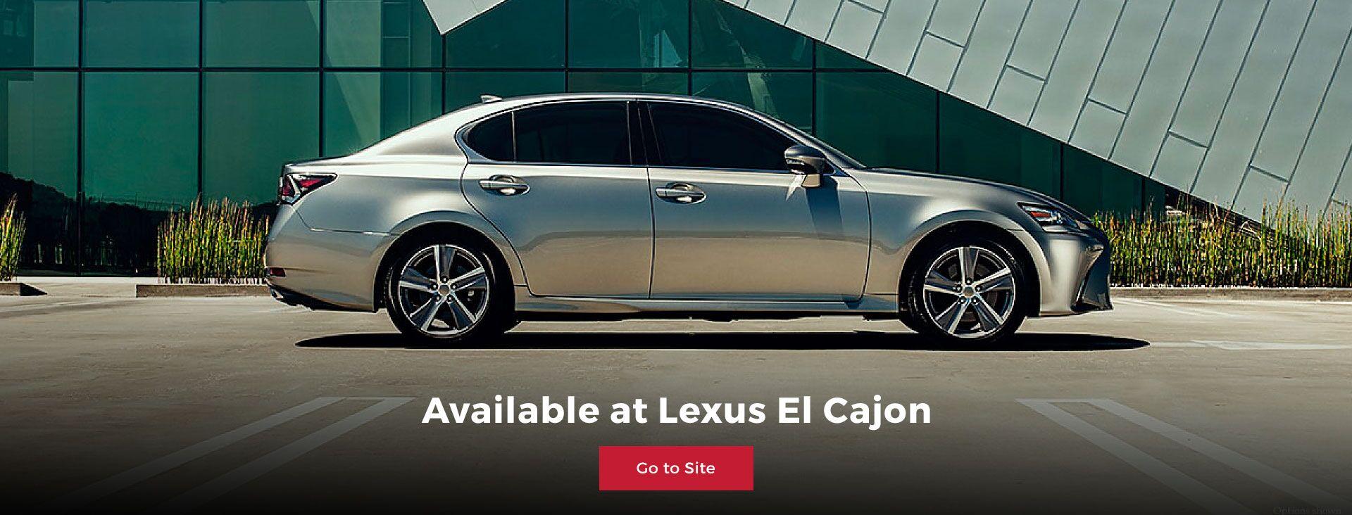 Great LEXUS EL CAJON In El Cajon CA