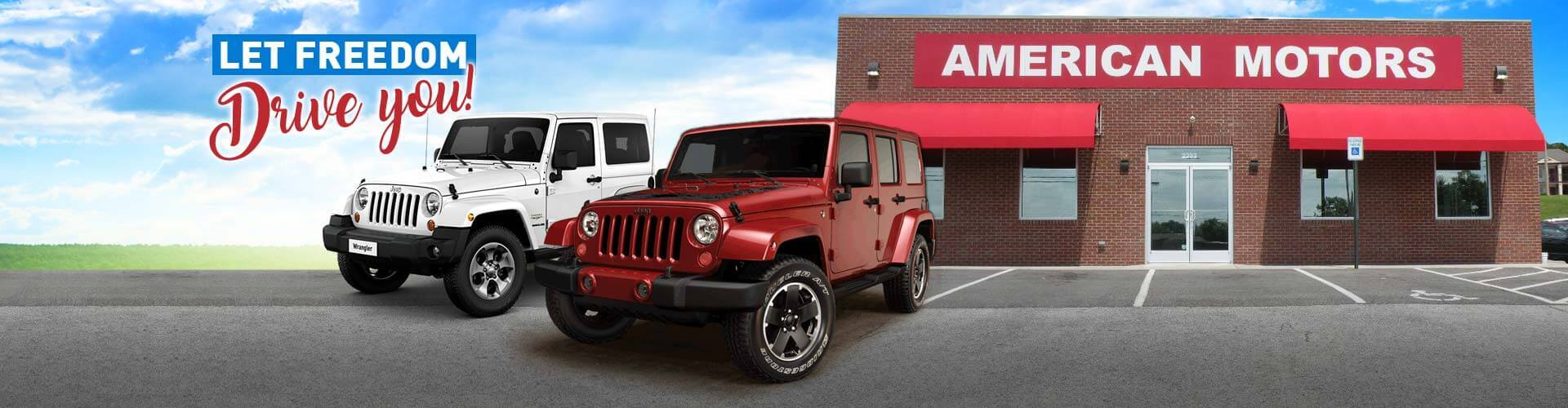 dealership jackson tn used cars american motors of jackson
