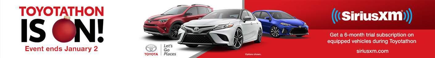 Toyotathon Generic