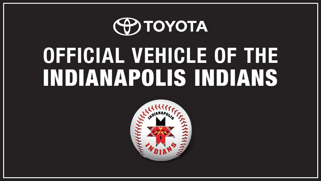 Official Vehicle of The Indianapolis Indians