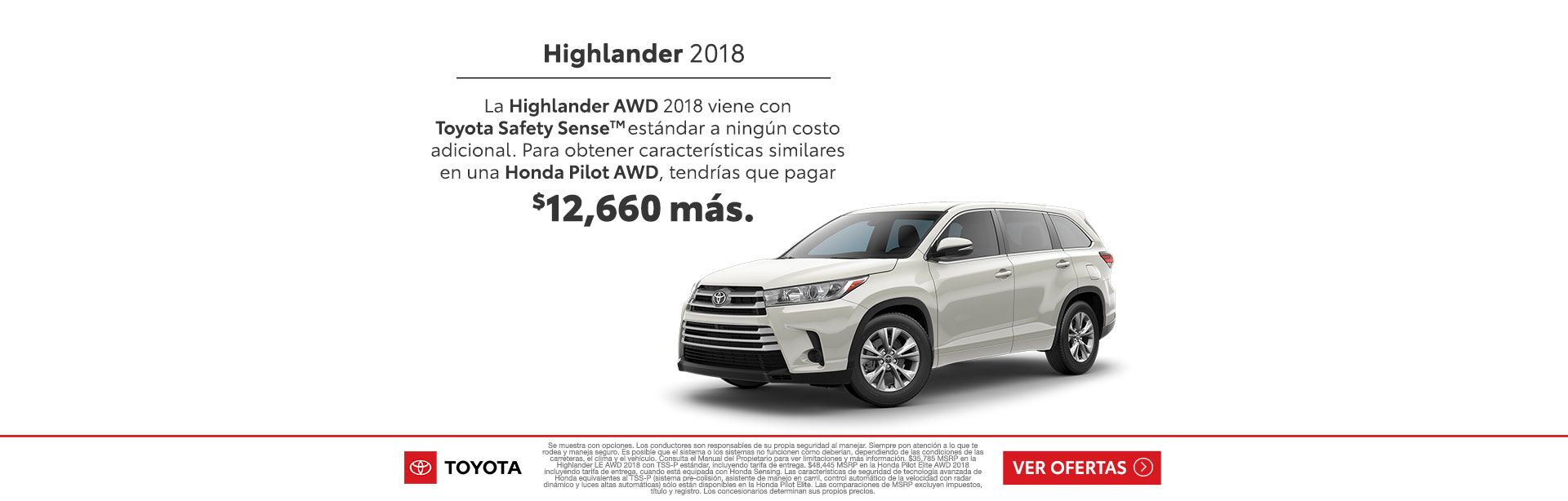 Highlander Oct 2018 ESP