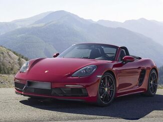 2018 718 Boxster