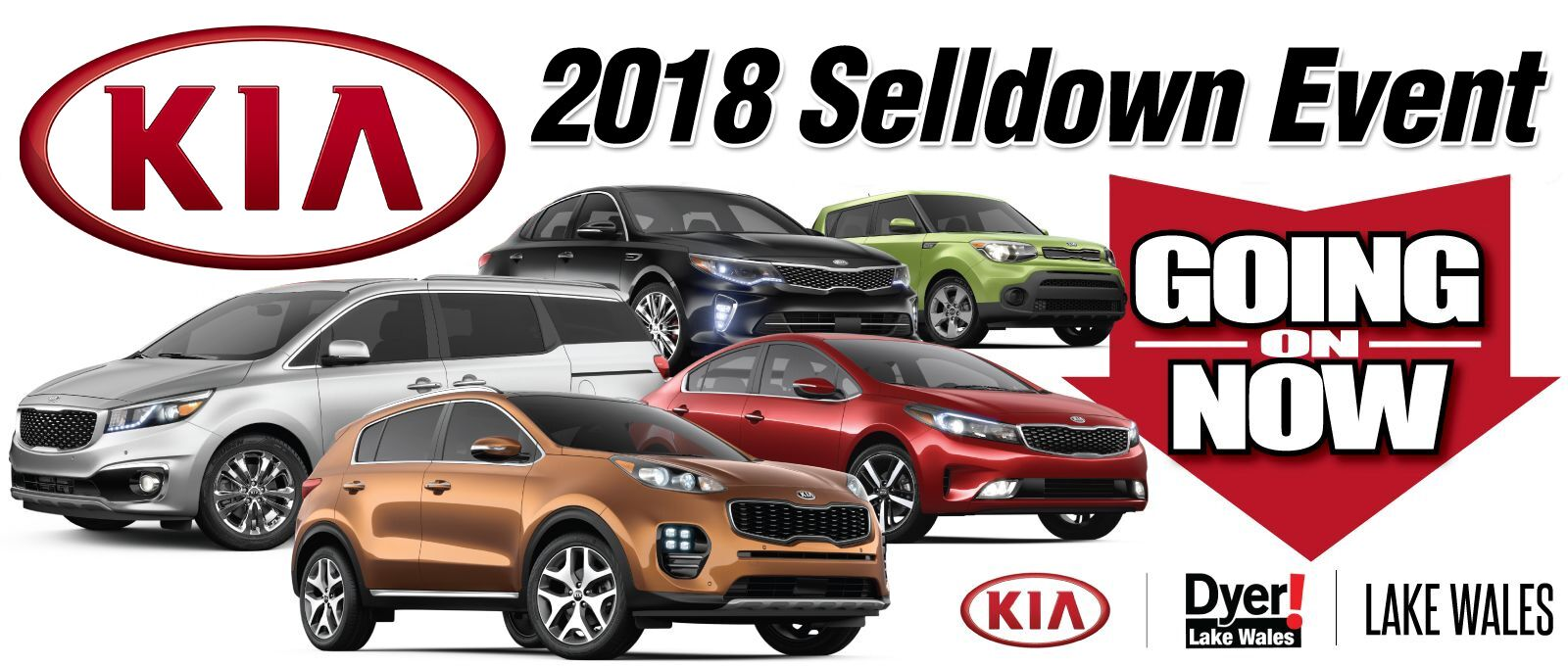 2018 Selldown Event