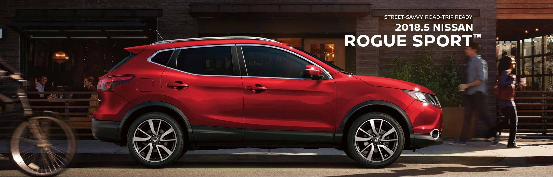 2018 Nissan Rogue in Tracy