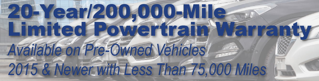 Additional Warranty for Used Vehicles