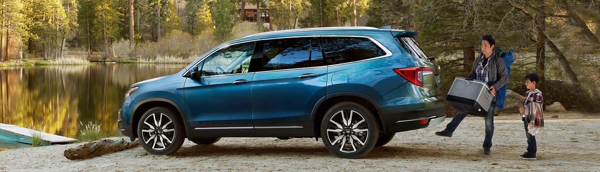 2019 Honda Pilot at Timmins Honda