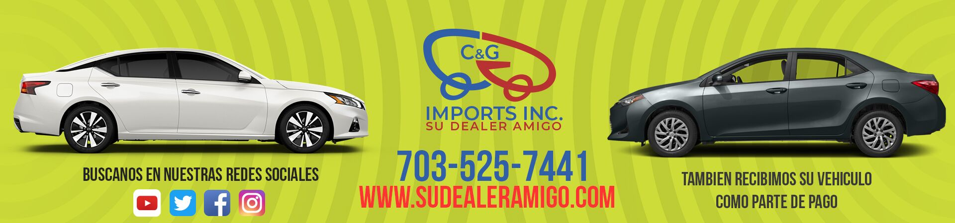 C & G Imports Used Inventory in Arlington, VA