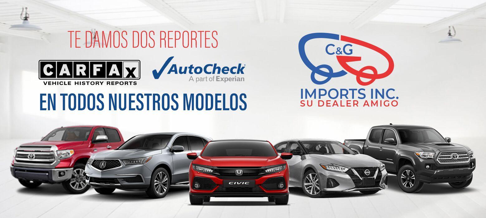 G And G Auto >> Used Vehicle Dealership Arlington Va Used Cars C G Imports