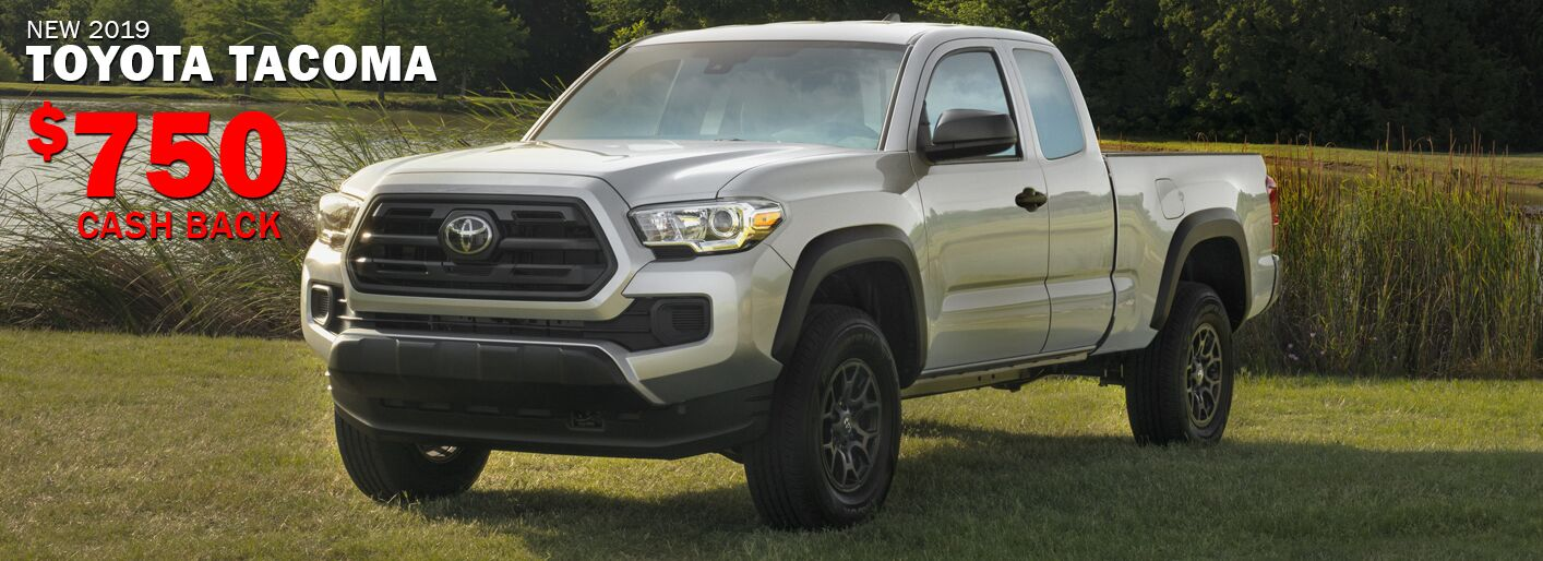 Toyota Tacoma On Sale