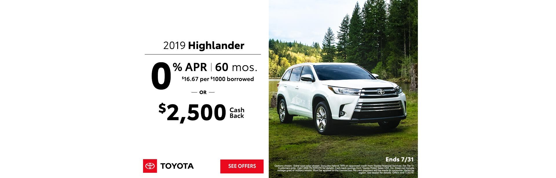 2019 July DEN Dear Toyota Highlander