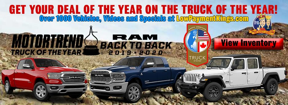 Award Winning Trucks