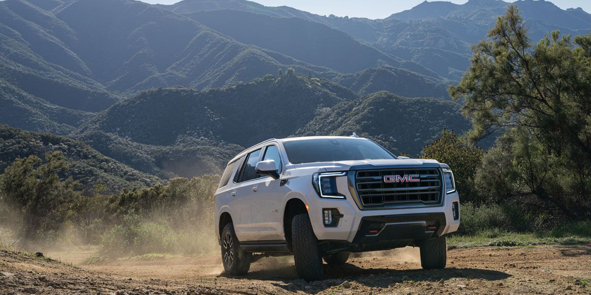 2021 GMC Yukon AT4