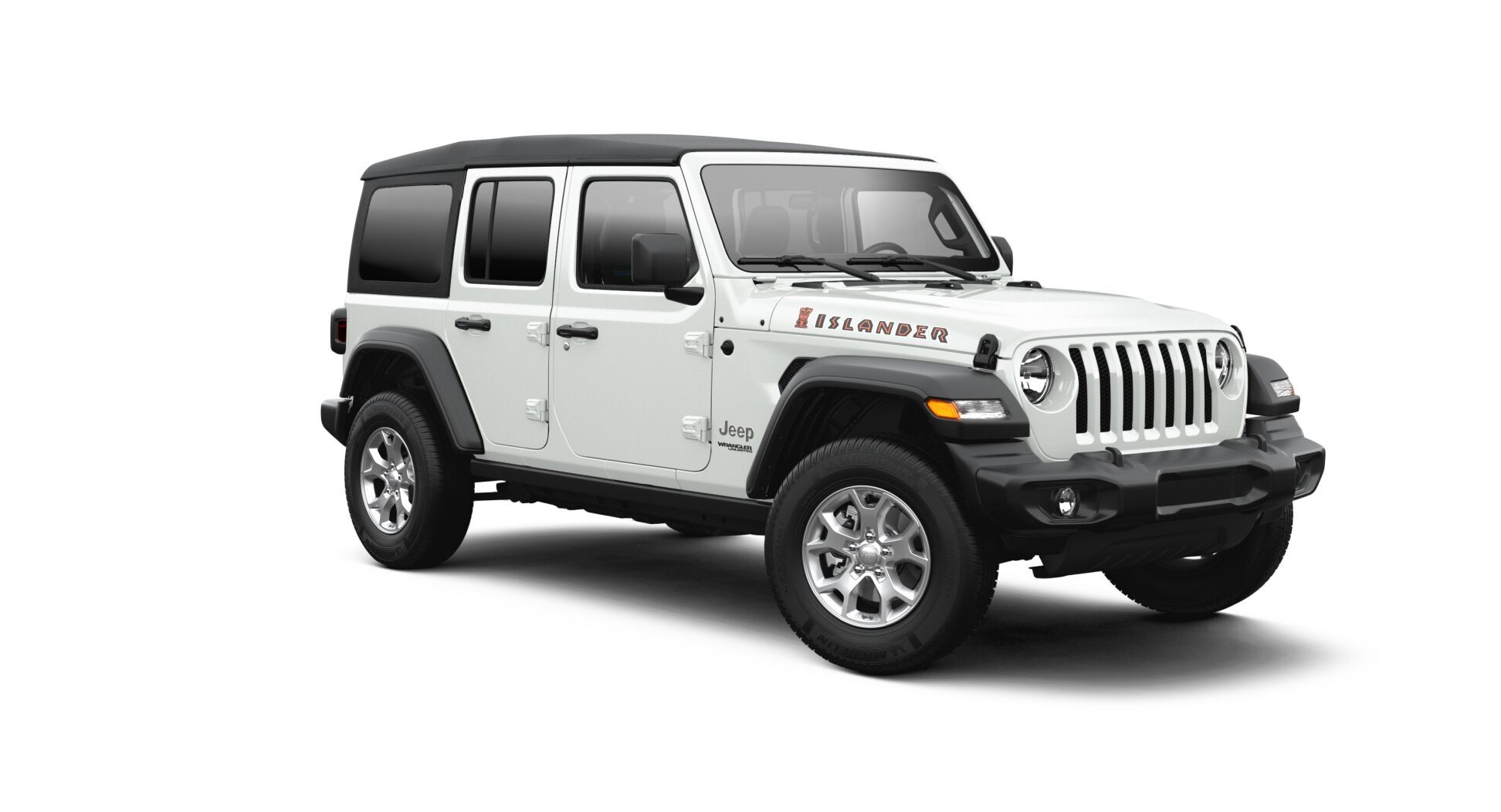 2021 Jeep Wrangler Unlimited Islander