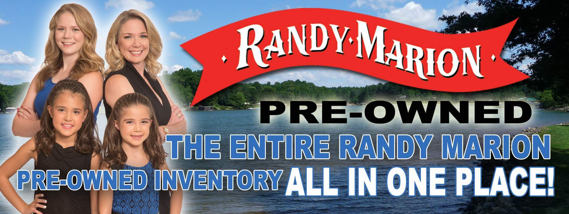 Randy Marion Pre-Owned