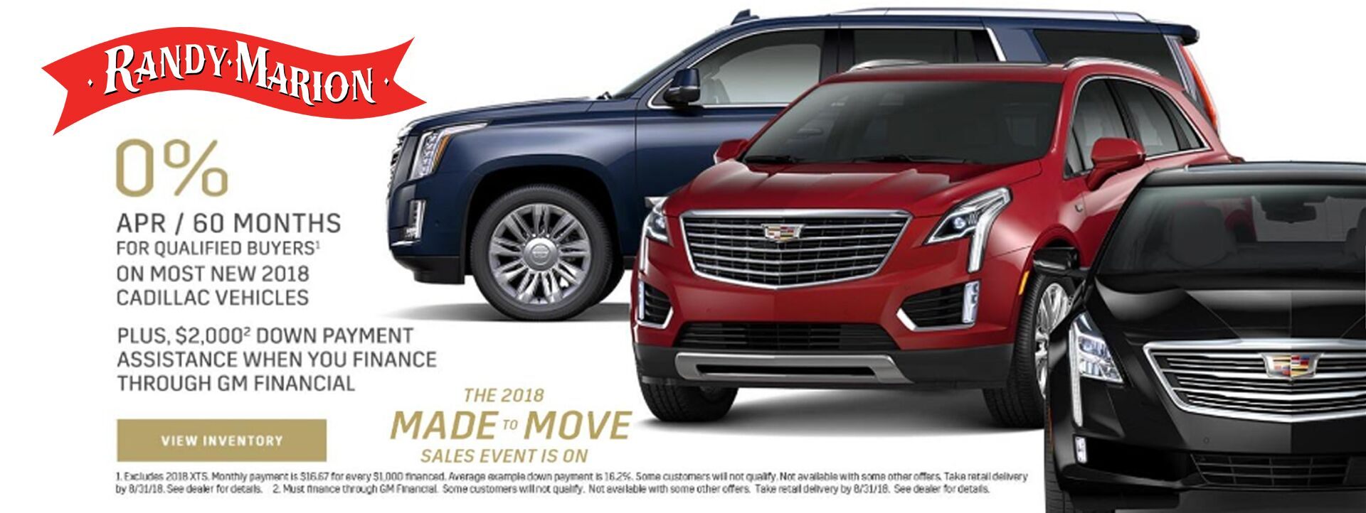 Dealership Mooresville NC | Used Cars Randy Marion Chevrolet Buick