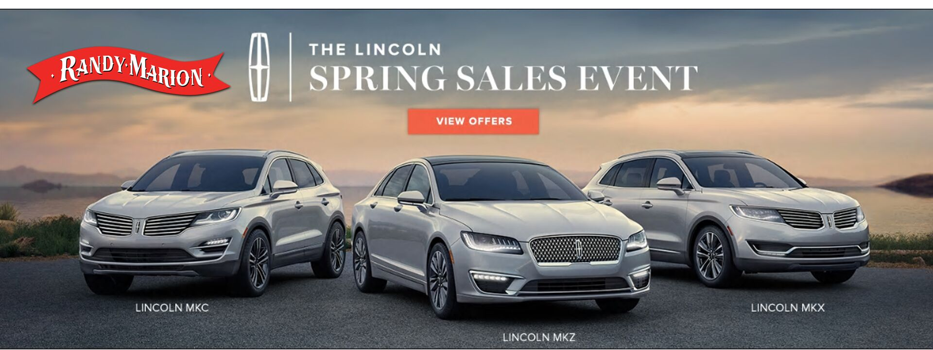 Lincoln Spring Event