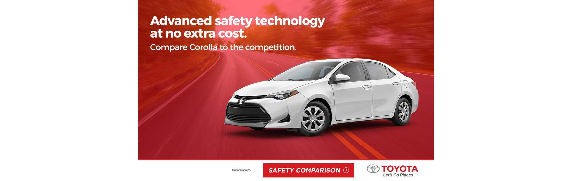 Safety Tech Corolla