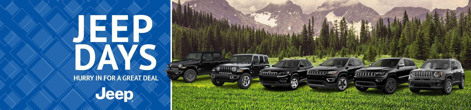 Jeep Days at Uptown Motors