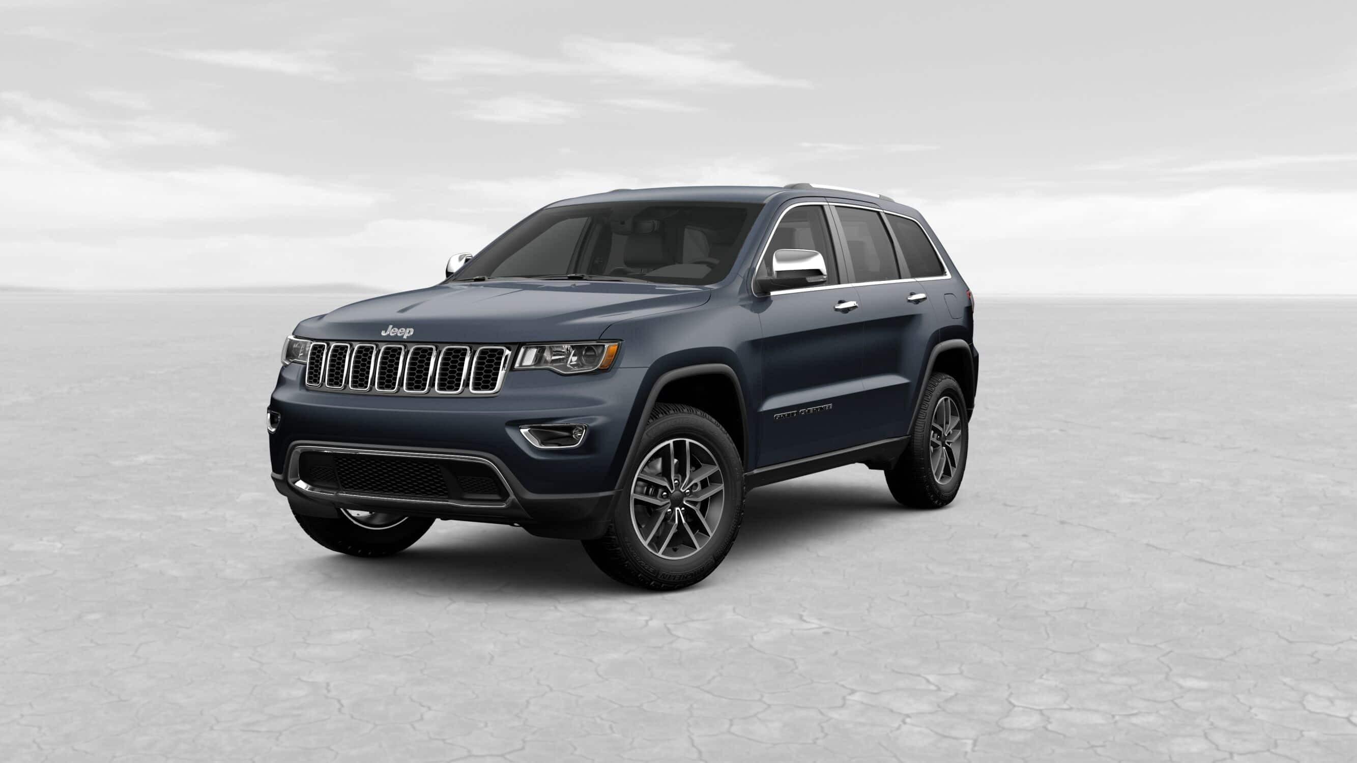 2019 Grand Cherokee Limited