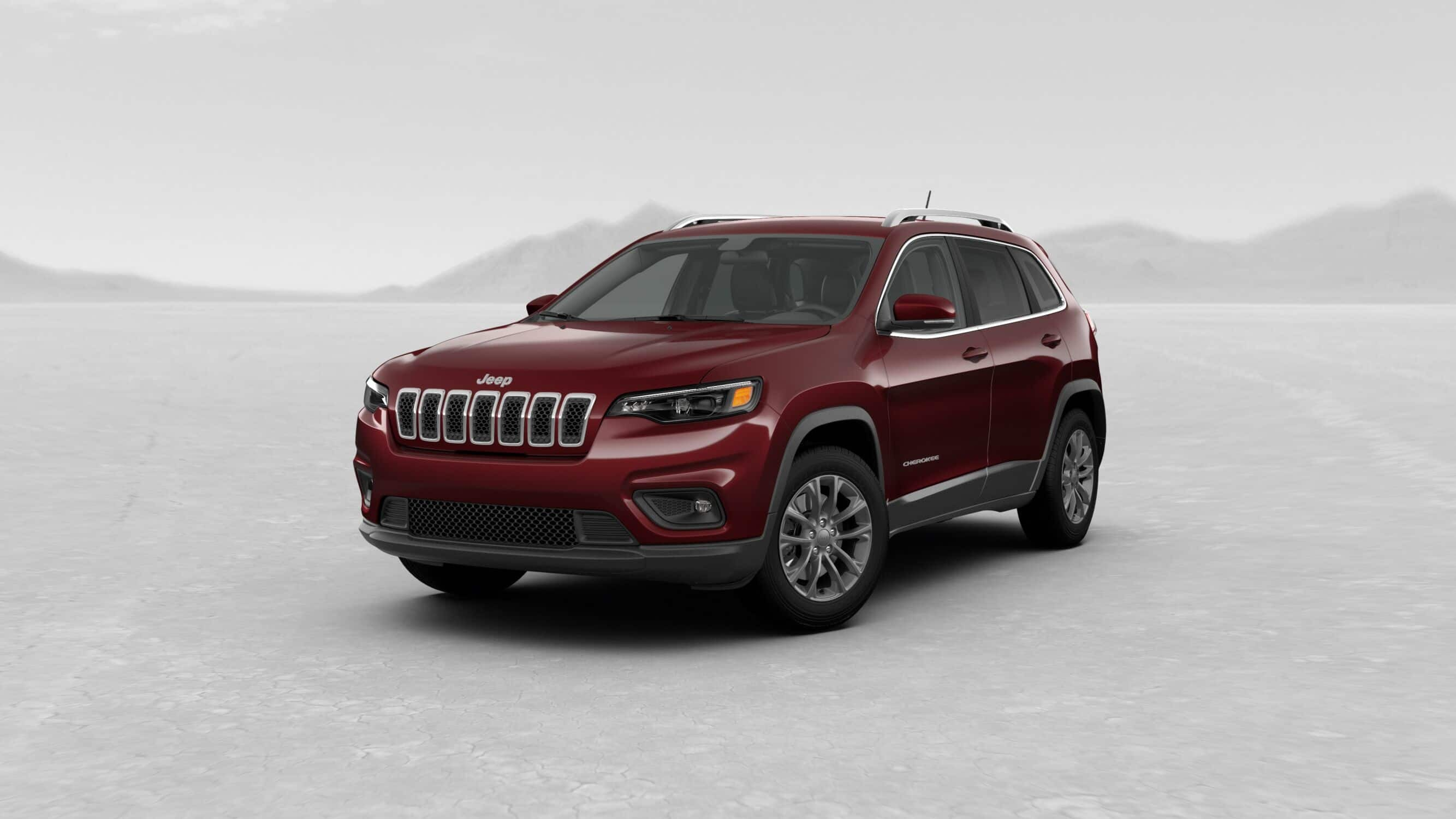 2019 Cherokee Latitude Plus 4x4