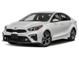 2020 Forte LXS