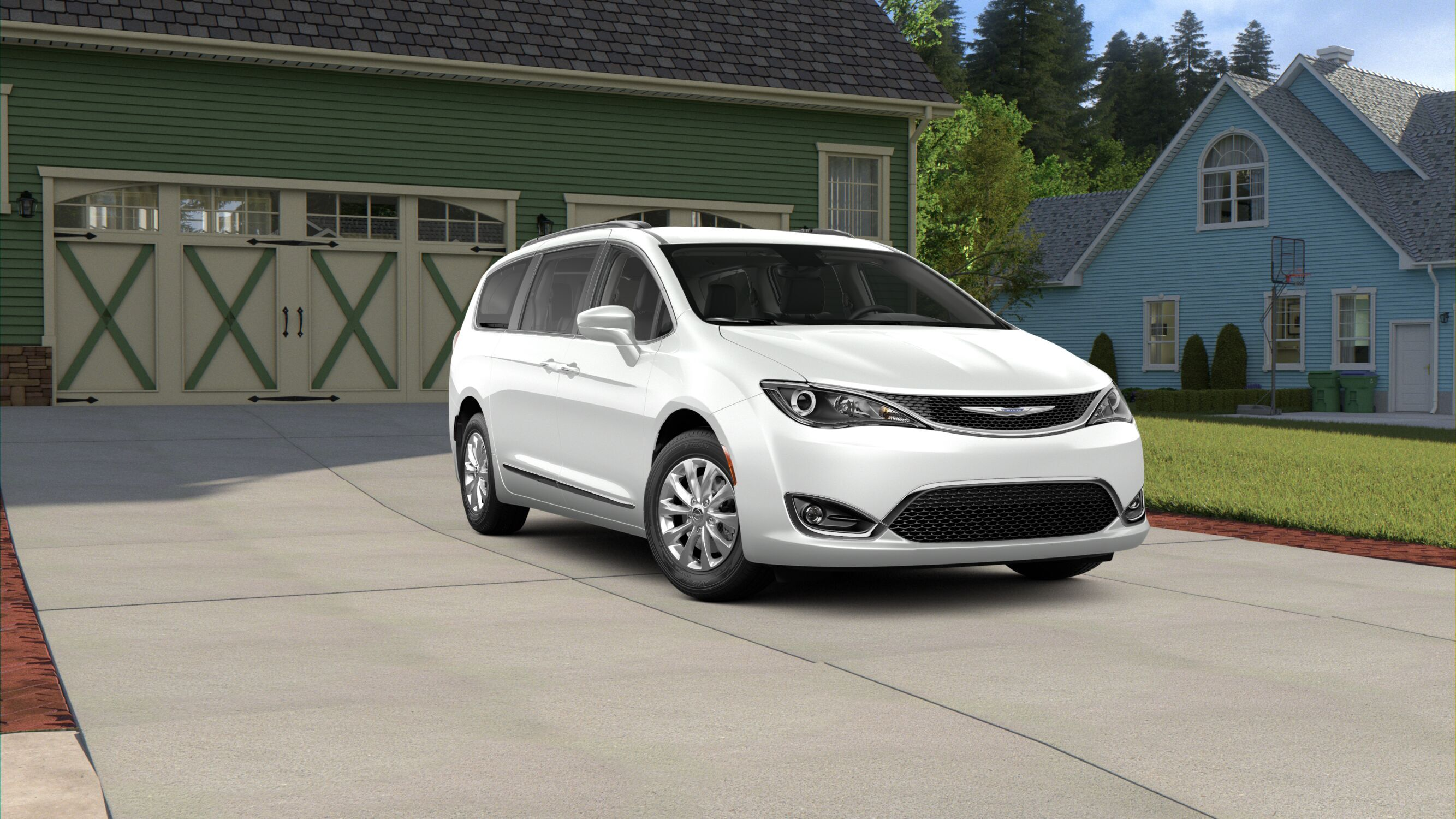 2019 Pacifica Touring L