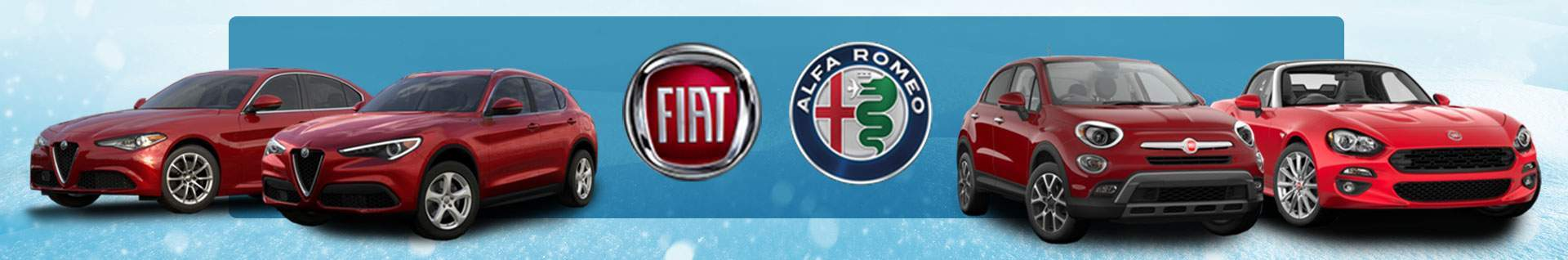 Fiat and Alfa Romeo