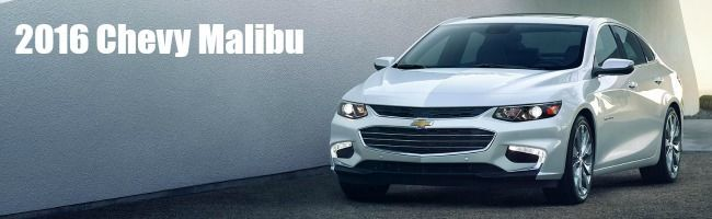 2016 Chevy Malibu Scottsboro AL