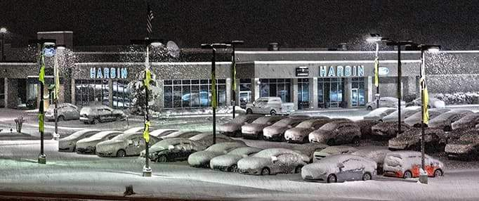 Harbin Auto Lot