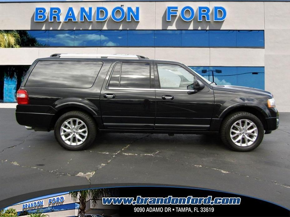 2015 Ford Expedition EL Limited 4x4