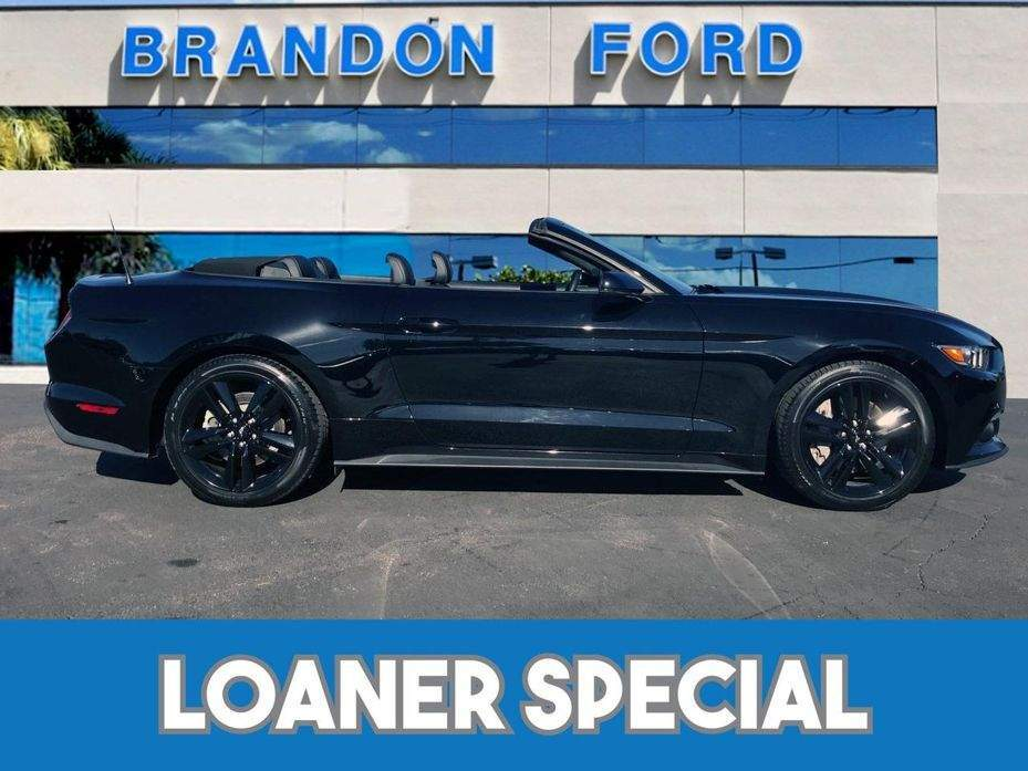 2017 Ford Mustang EcoBoost Premium PERFORMANCE PACKAGE
