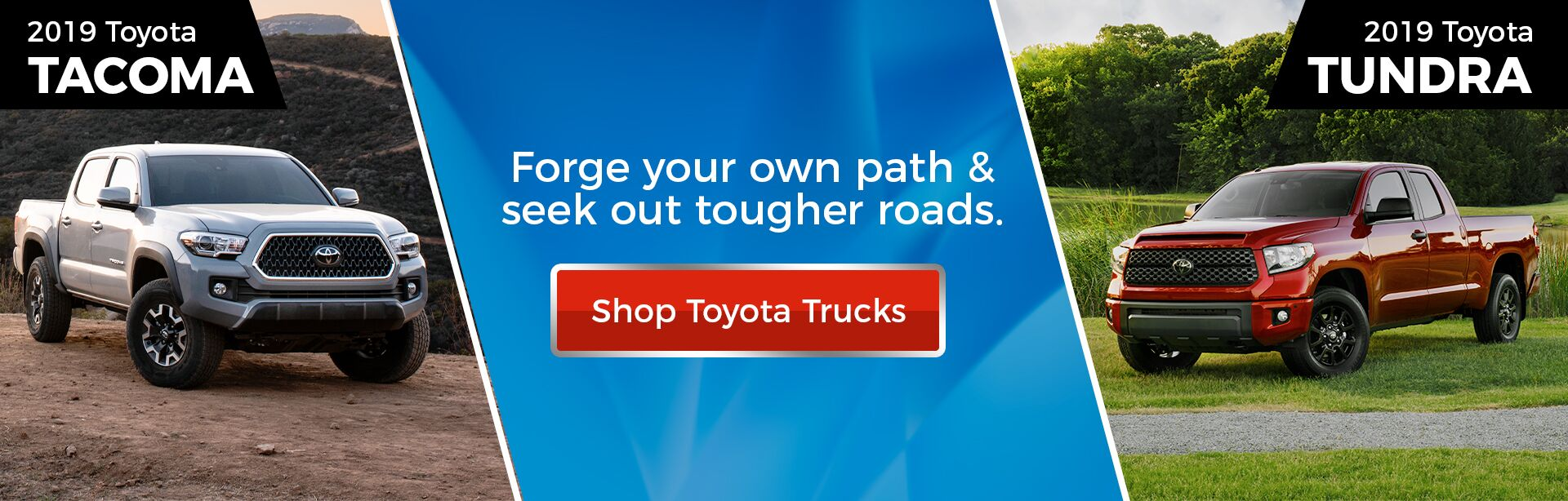 Evergreen Toyota Trucks