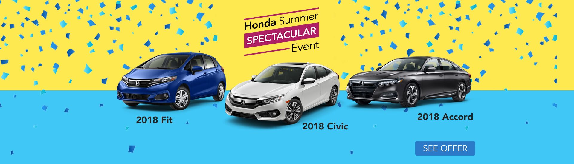 Honda Summer Spectacular Event