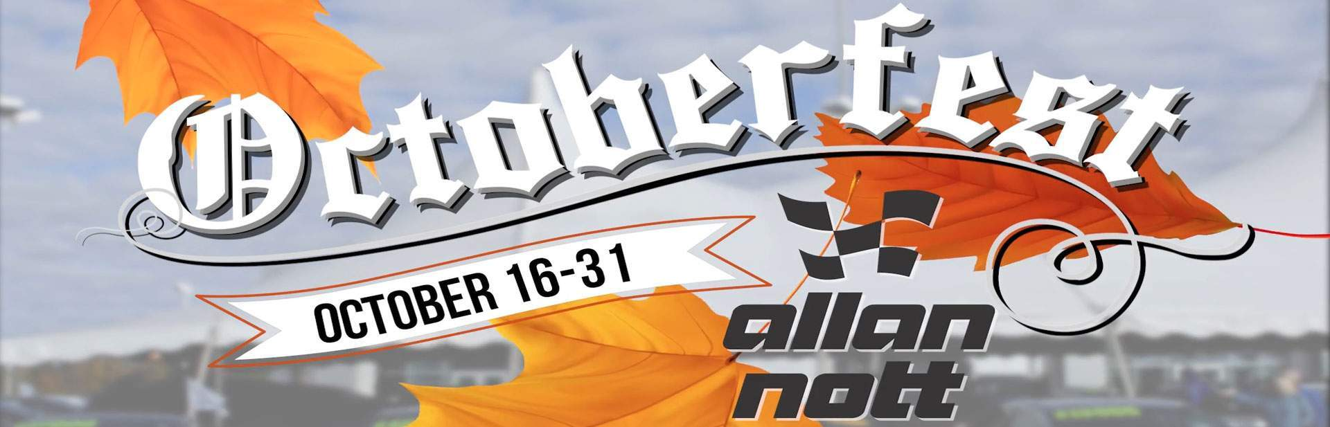 Octoberfest is returning to Allan Nott Toyota! October 16-31st!