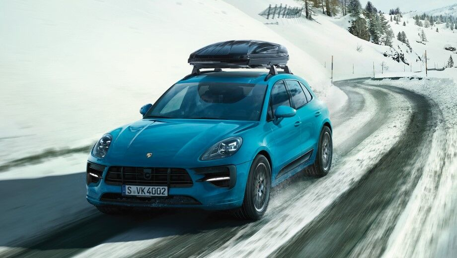 2020 Porsche Macan Turbo