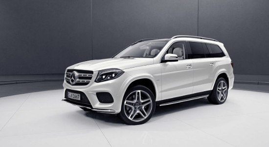 2019 GLS 450 4MATIC® SUV