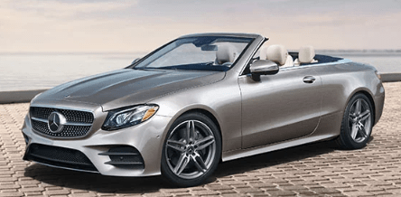 Mercedes-Benz E 450 4MATIC® Cabriolet