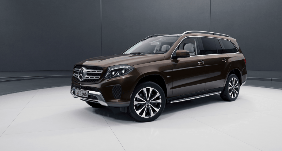 2019 GLS 550 4MATIC® SUV