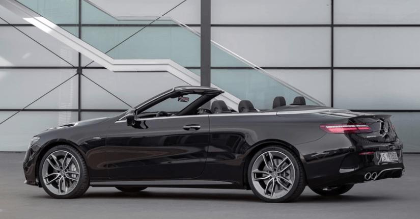 2019 AMG® E 53 Cabriolet
